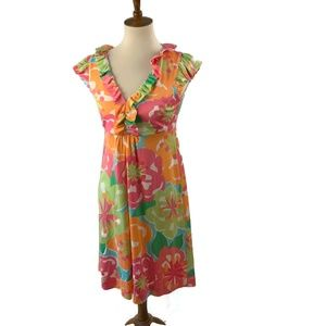 Lilly Pulitzer First Impressions  Clare Dress S